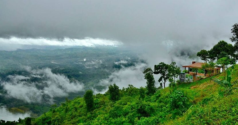 A place where you can breathe~Nilgiri