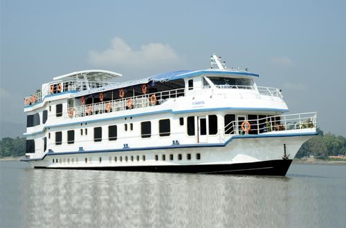 Padma river cruise - a magical experience