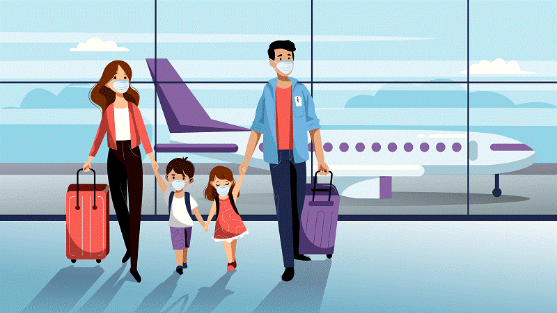 Safety Measures while taking Domestic Flights