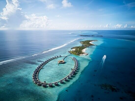 Top five places to visit in Maldives